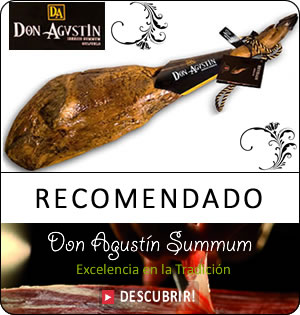 Jamón Don Agustín Summum Guijuelo recomendado