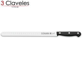 Cuchillo Jamonero 3 Tres Claveles 1140